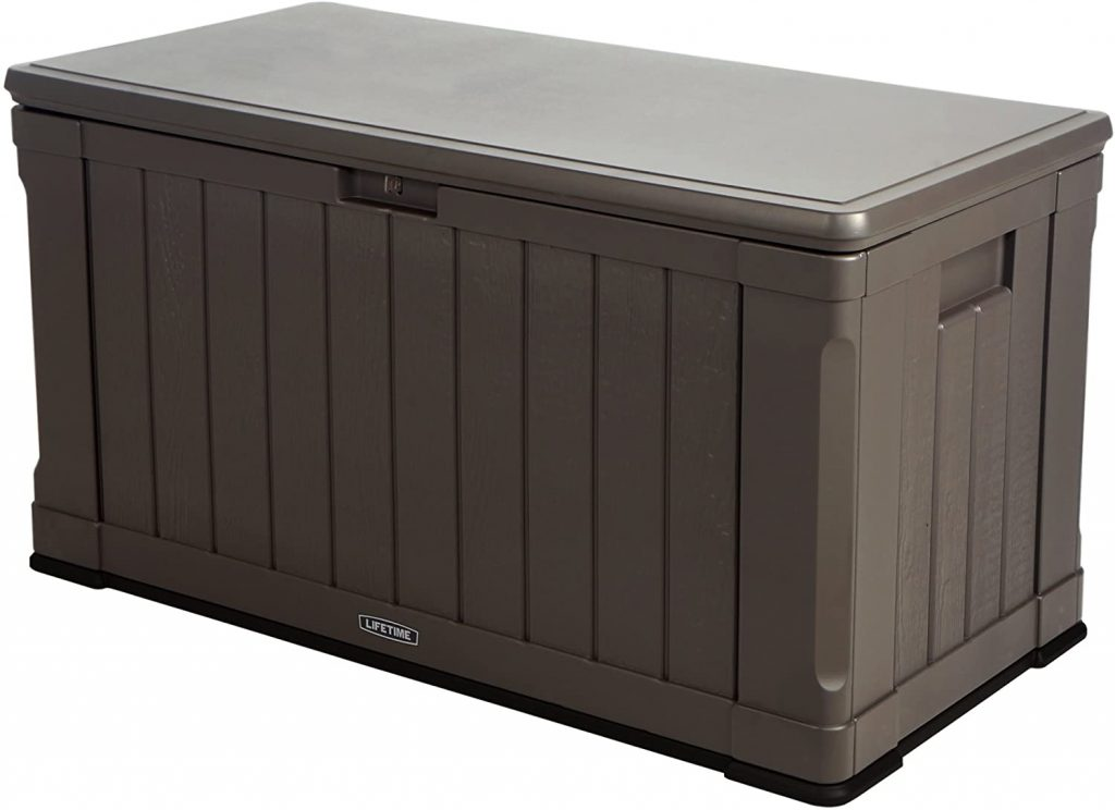 Waterproof Under Deck Storage, Under Deck Storage Box