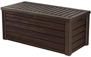 Keter Westwood 150 Gallon Resin Large Deck Box