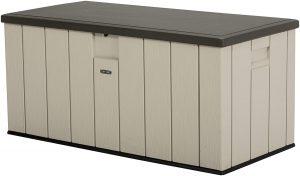 Lifetime 60254 Heavy-Duty Outdoor Storage Deck Box