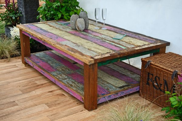 50 Reclaimed Wood Coffee Table To Invest In