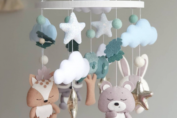 30 Best Baby Mobile To Lull Little Ones To Sleep