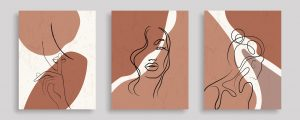 10 Best Line Art Prints to Hang on Your Wall