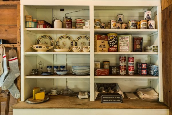 7 White Pantry Cabinet For That Old Country Feels